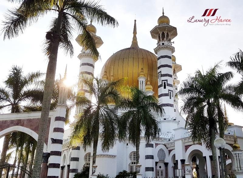visit perak 2017 ipoh masid ubudiah mosque