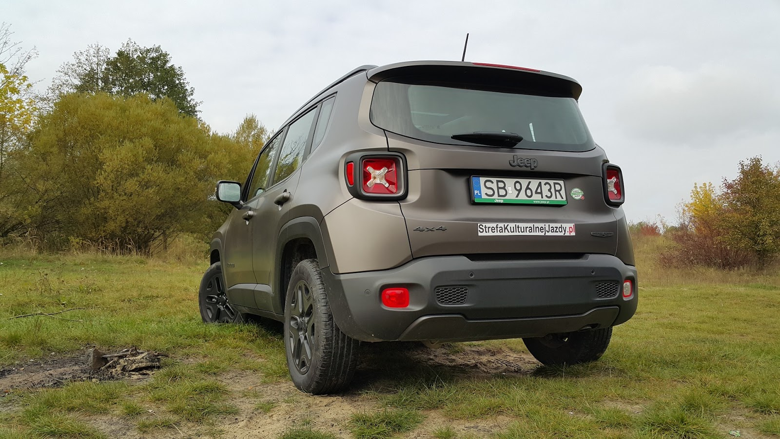 test jeep renegade night eagle 2 0 diesel 120km 4x4 czyli nie tylko miejski crossover. Black Bedroom Furniture Sets. Home Design Ideas