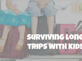 Surviving Long Trips with Kids