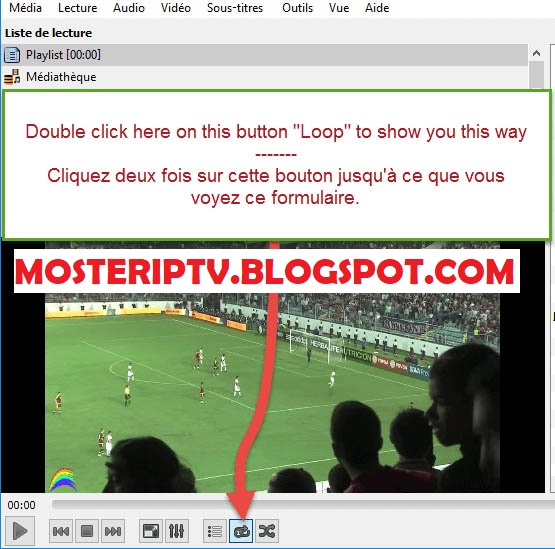 How to Fix problem VLC change channel after few seconds