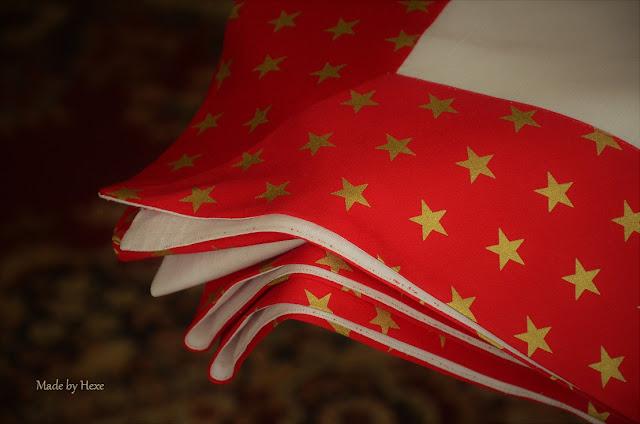 Świąteczny obrus z pliską