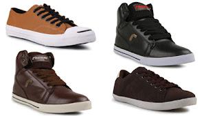 Trend Model Sepatu Pria Terbaru 2016