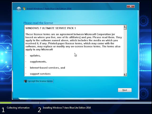 ويندوز 7 x64 مخفف للاجهزة الضعيفه افضل ويندوز لتشغيل برامج المونتاج للاجهزة الضعيفة