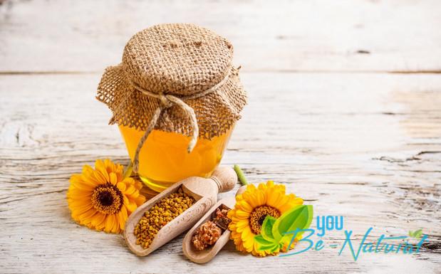 Cách trị mụn bằng nghệ và mật ong