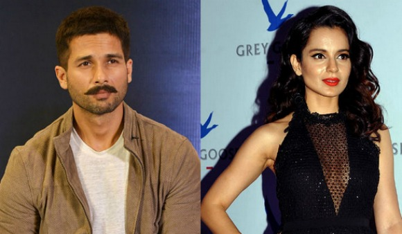Shahid Kapoor will never work with Kangana