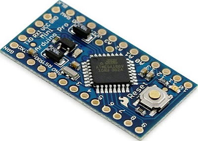 Arduino Mini, With Atmega168V chip