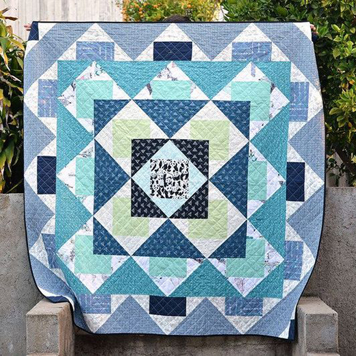 Palisades Quilt Free Pattern