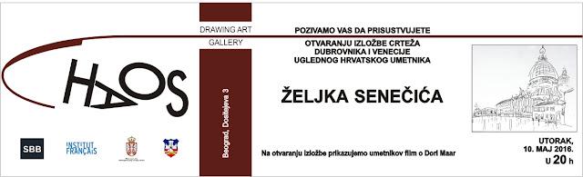 Crteži Željka Senečića