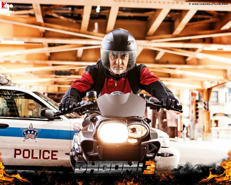 Dhoom 3 Wallpapers HD | Aamir Khan, Abhishek Bachchan ...