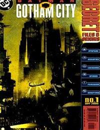Batman: Gotham City Secret Files