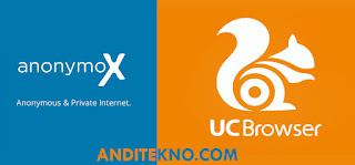 Anonymox for UC Browser Free Addons Terbaru 2019