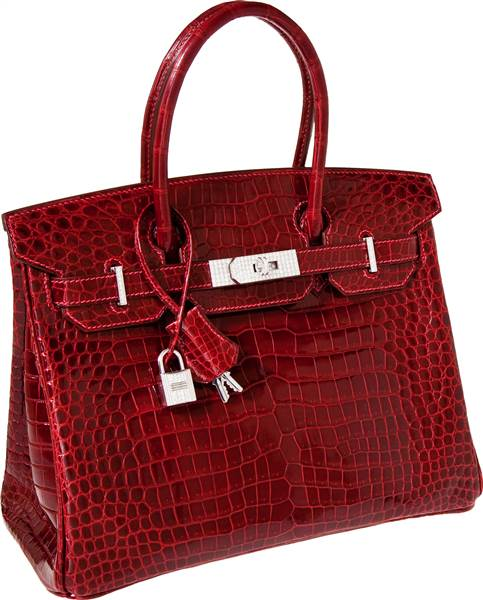 Last Year This Hermès Birkin Handbag Sold At Auction In Dallas Texas For 203 525 Unlike The Stock Market Which Goes Up And Down Iconic Bag