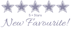 5+ Stars New Favourite