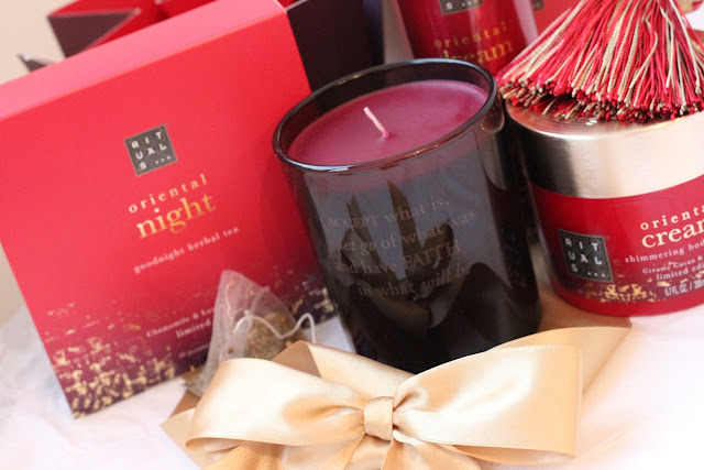 Rituals Oriental Light candle