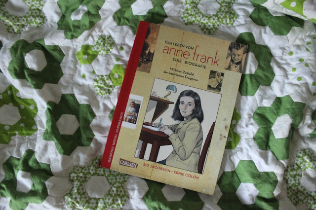Anne Franks Leben als Graphic Novel