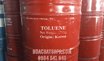 solvent Toluene C6H5CH3