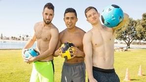 Hector, Deacon & Asher (Bareback)