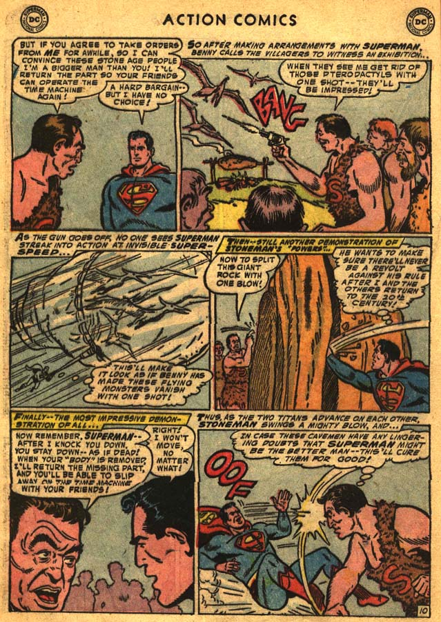 Read online Action Comics (1938) comic -  Issue #201 - 12