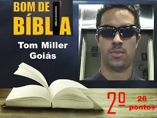 2 Lugar Tom Miller