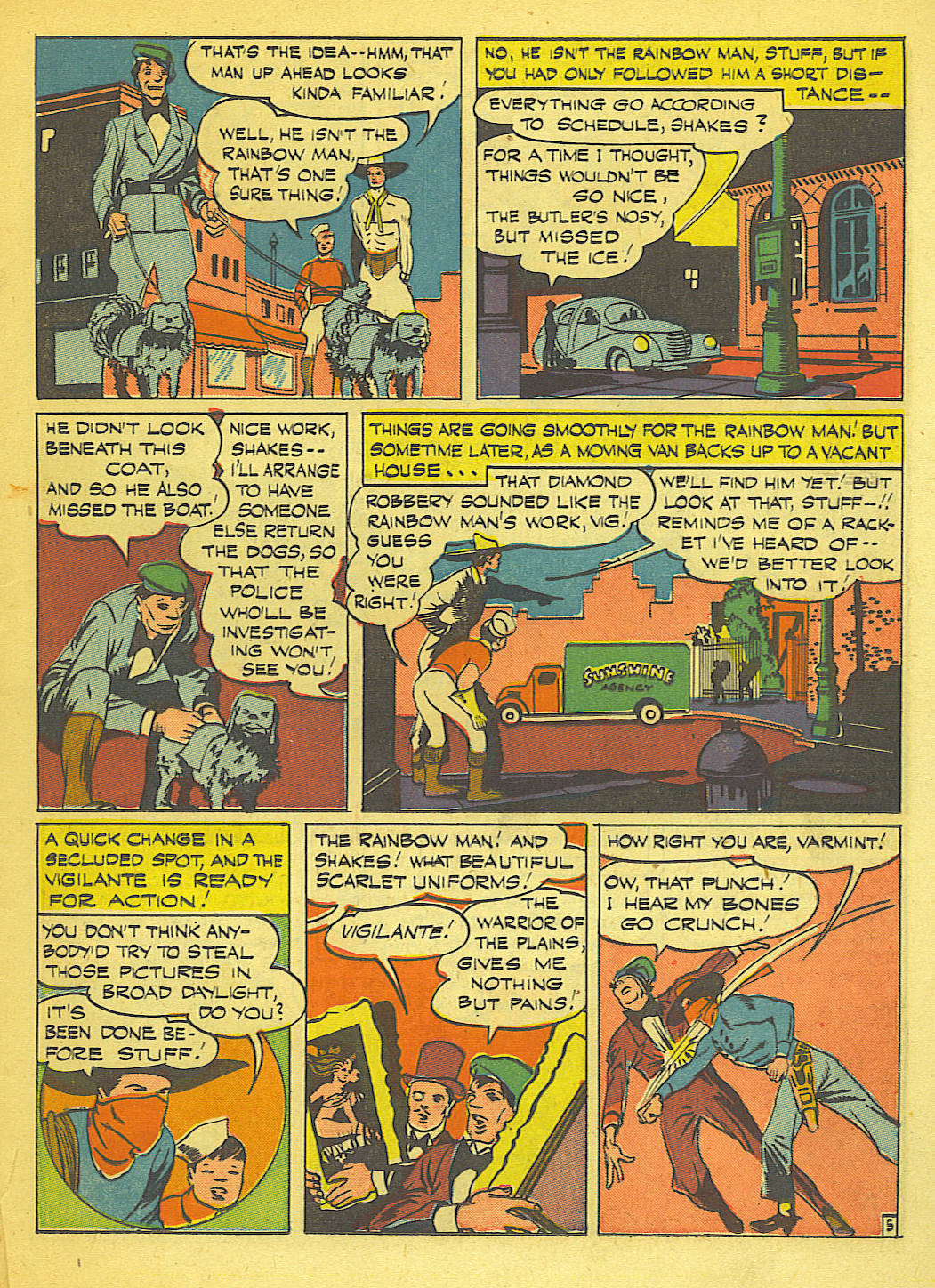 Read online Action Comics (1938) comic -  Issue #71 - 19