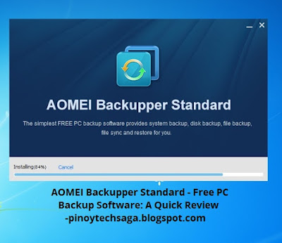Download AOMEI Backupper Standard, the easiest and free backup service provided with a lot of powerful and reliable functions.