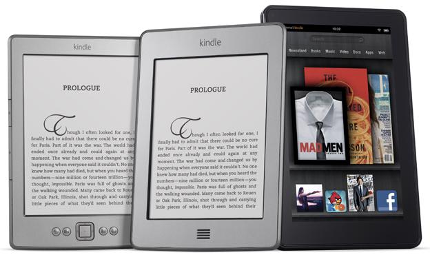 Kiếm tiền online với Amazon kindle book