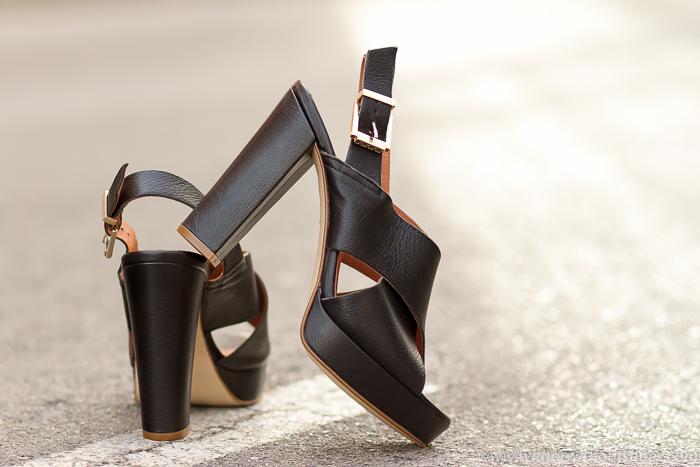Blogger Adicta a los zapatos Sandalias comodas de tacon estilosas bonitas y originales de la Nueva Coleccion de la marca italiana CARMENS