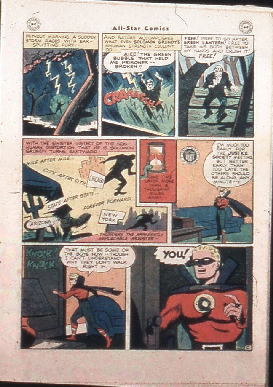 Read online All-Star Comics comic -  Issue #33 - 5