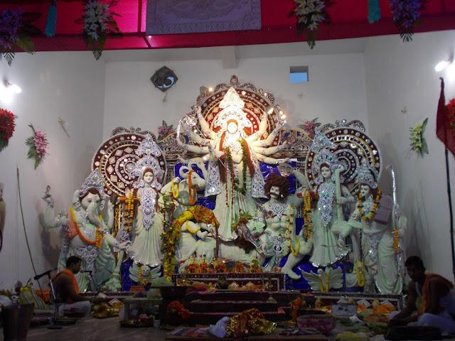Durga Puja in Odisha