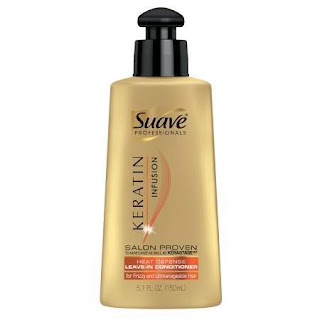 Suave Leave-in Heat Protectant