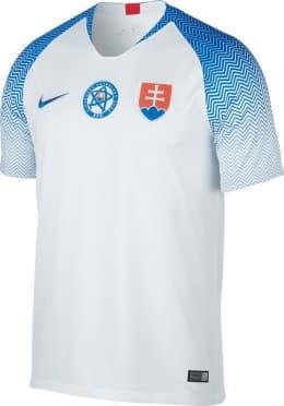 スロバキア代表 2018 ユニフォーム-ホーム