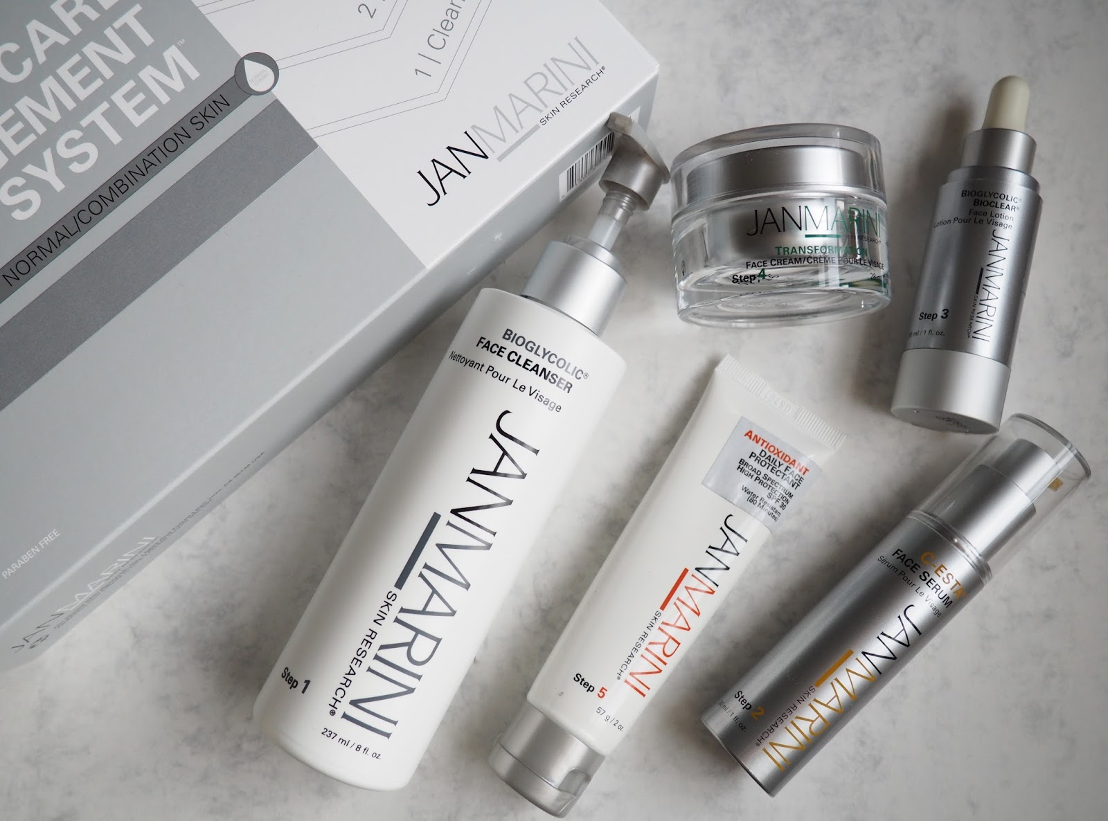 Cosmeceuticals Jan Marini Skin Care Management System