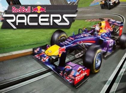 لعبة سباق سيارات و موتوسيكلات ريد بول Red Bull Racers كاملة ومجانية