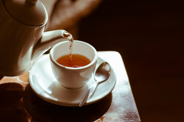 green tea fight inflammation in the body