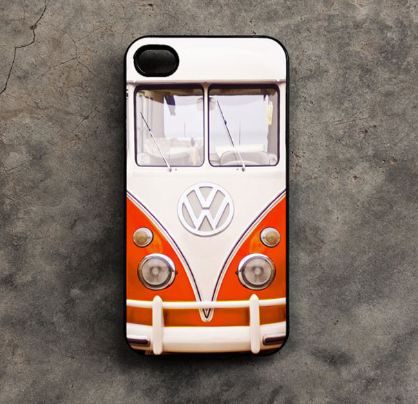Retro Volkswagen Classic Car Phone Case