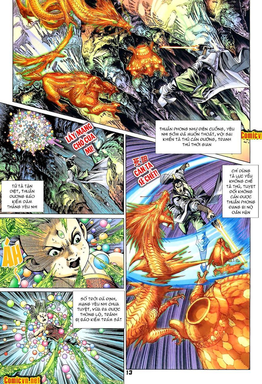 Đại Đường Uy Long chapter 84 trang 22