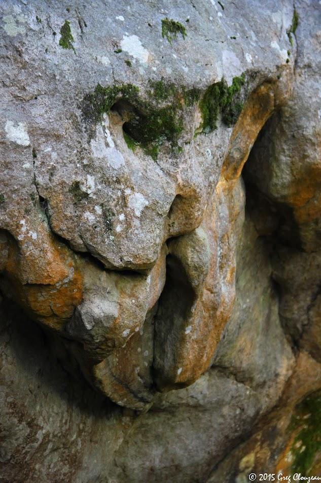 Le bouche bée, Mont Ussy, Fontainebleau, (C) 2015 Greg Clouzeau