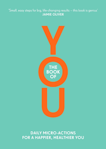 The Book of YOU - Jamie Oliver, Caroline Arnlod i in.