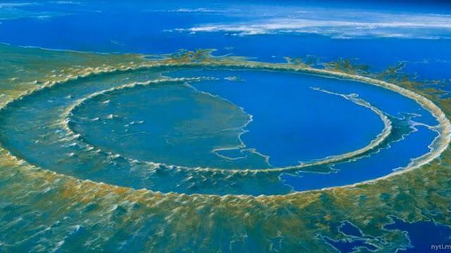 Este cráter en Yucatán esconde los misterios del asteroide que acabó con los dinosaurios