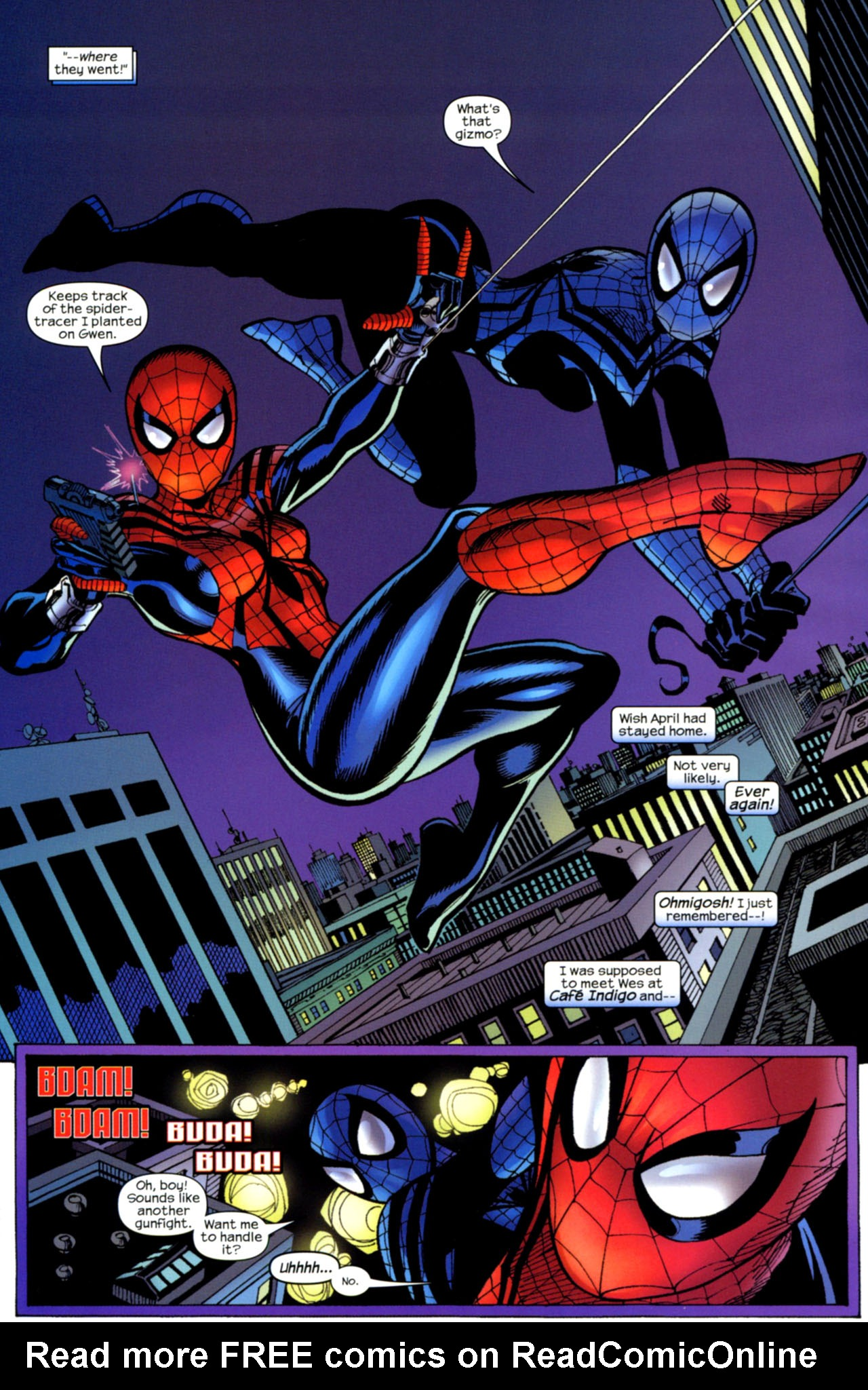 Read online Amazing Spider-Man Family comic -  Issue #5 - 21