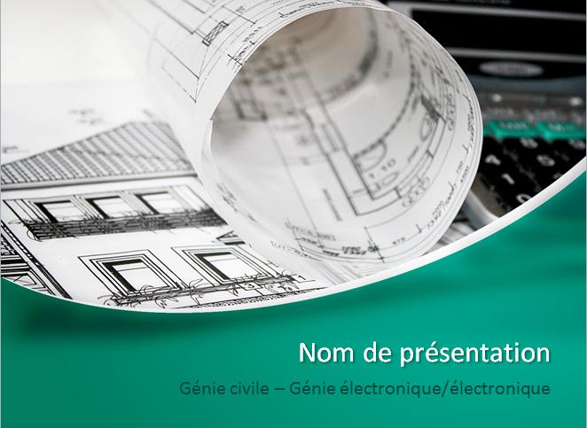 cv template mecanique free