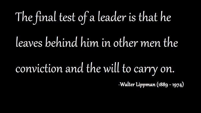 quotations on leaders