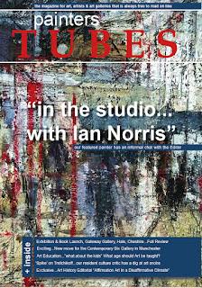 Leading art magazine -oil paintings