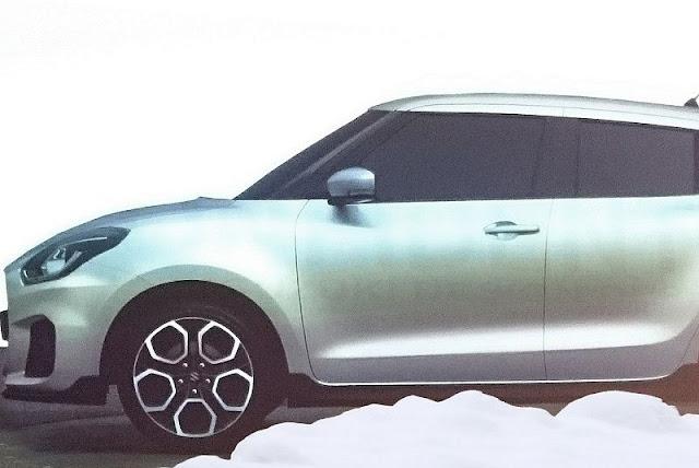 2017 Maruti Suzuki Swift image