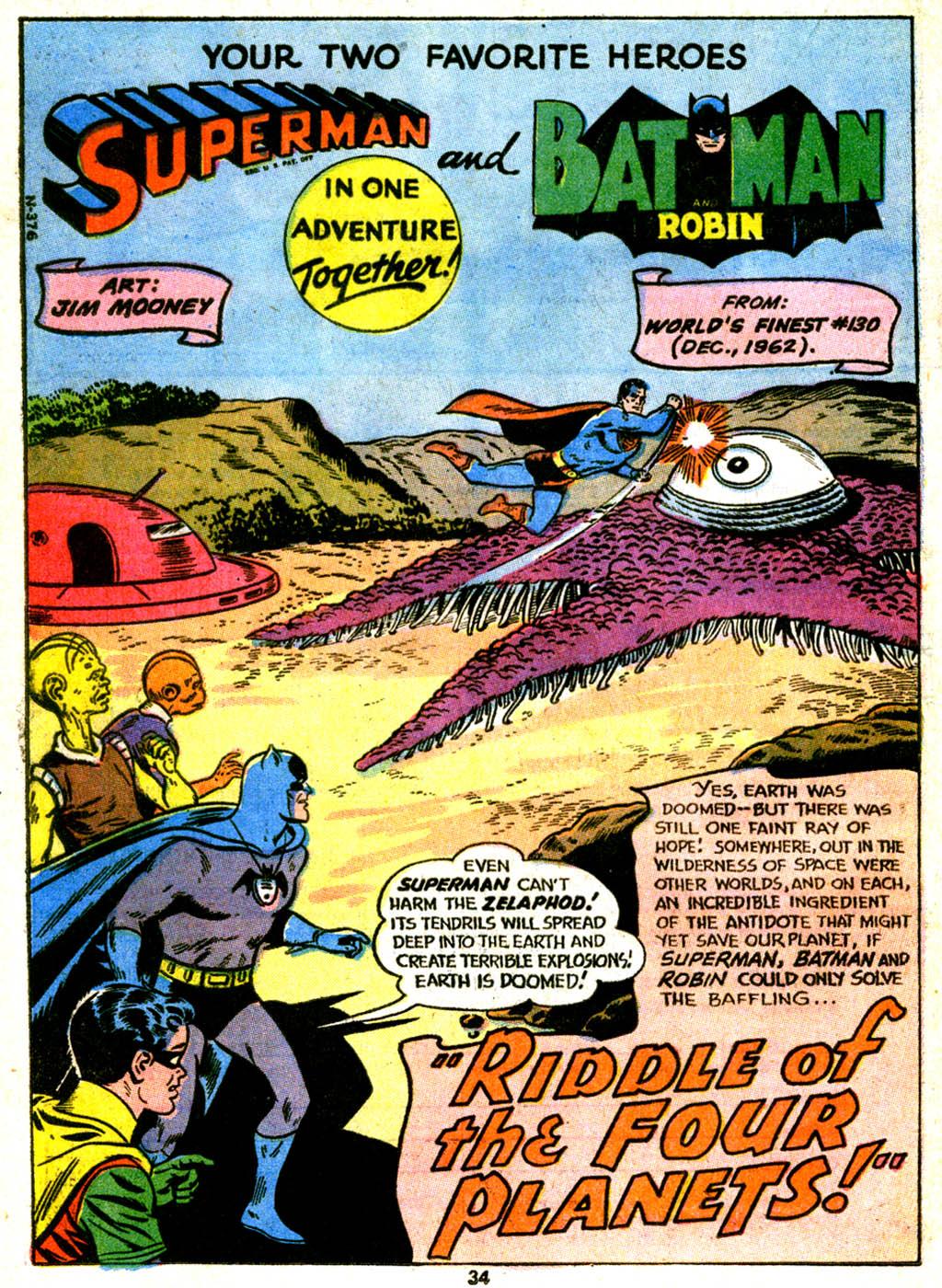 Read online World's Finest Comics comic -  Issue #206 - 31