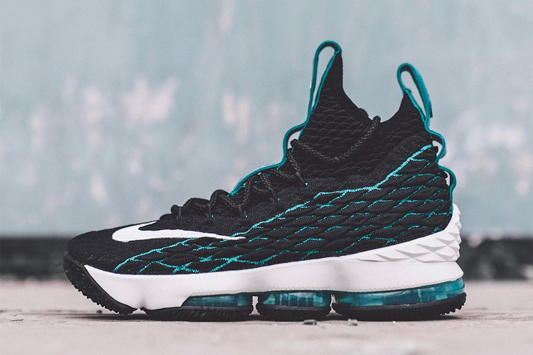 check out ea80c d2595 Nike's LeBron 15 Goes Yard With New Ken Griffey Jr. PE ...