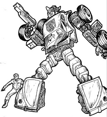 Transformer Coloring Pages for Kids >> Disney Coloring Pages