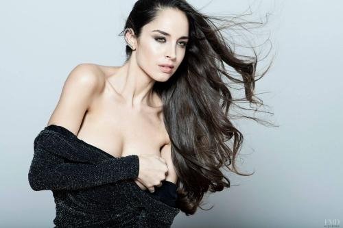 Lorena Ayala Model Tercantik dan Terseksi di Spanyol