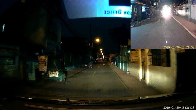 ekleva night vision dash camera