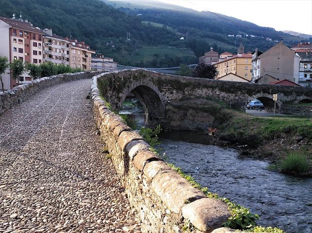 Puente romano de Cangas del Narcea, Asturias